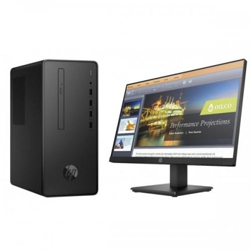 Персональный компьютер HP Desktop Pro 300 G3 (PRO) с монитором